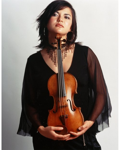 violinist Karen Goymo